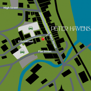 Peter Havens Map